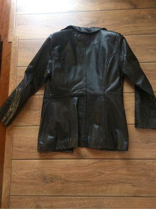 Chaqueta abrigo de piel