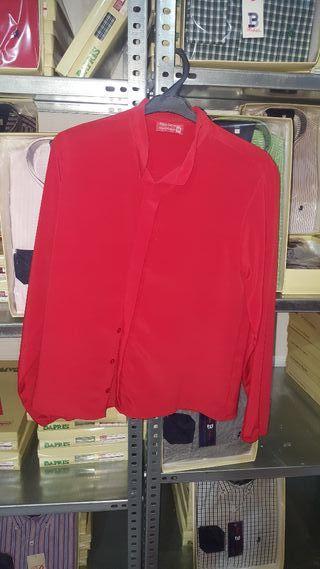 camisa baile flameco