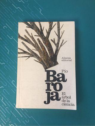 Libro El árbol de la ciencia