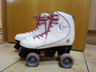 patines de ruedas