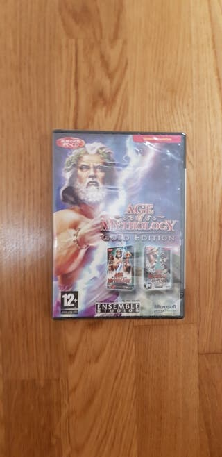 Age of Mythology Gold Edition PC PRECINTADO