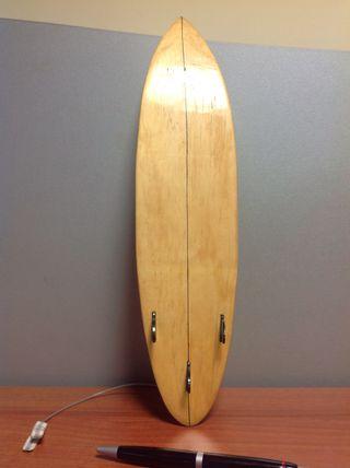 Figura de tabla de surf