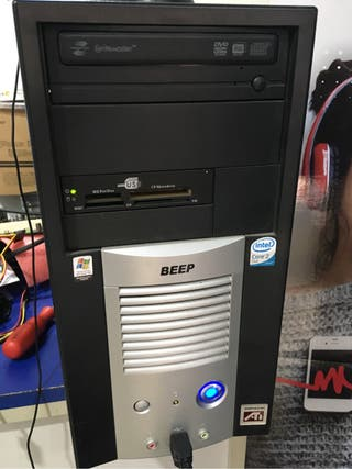 Pc mini torre core 2 duo
