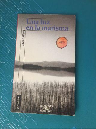 Libro Una luz en la marisma