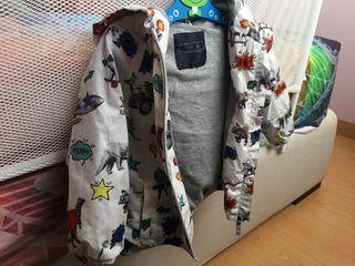 Chubasquero chaqueta 18 meses