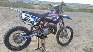 MOTO YAMAHA YZ-85cc (2012) -Motocross
