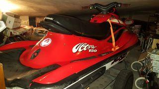 Moto de agua kawasaki 150cv