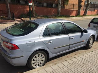 Renault Laguna 2001, unico dueño, pocos Kms