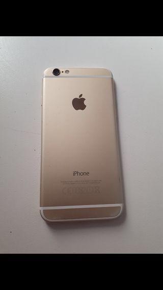 Iphone 6 16gb oro/blanco