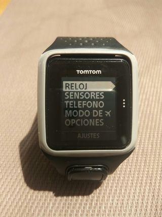 tom tom runner + banda pulsometro