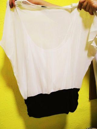 camiseta corta