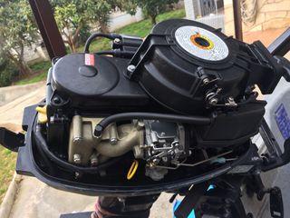 Motor fueraborda Tohatsu 8cv4t