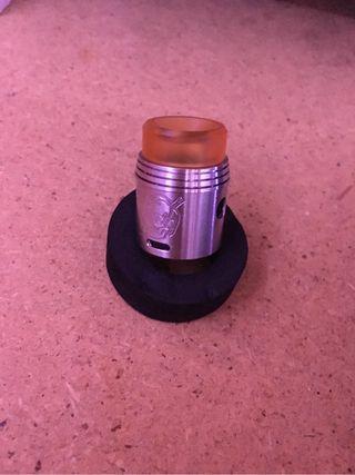 Atomizador Rapture rda Vaper vaporizador mod rda rta