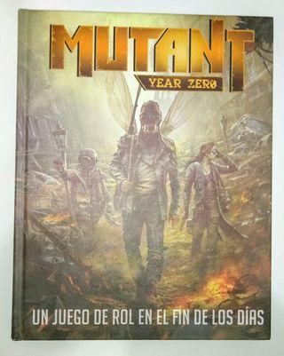 Juego de rol Mutant Year Zero (castellano)