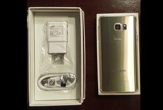 Samsung Galaxy NOTE 5 32 Gbs.