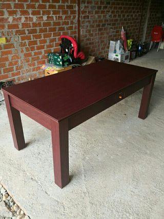 mesa con juegos 3 en 1