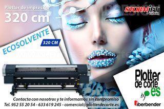 OFERTA impresora gran formato photocall lonas vini