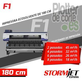 Impresora ecosolvente rapida economica calidad