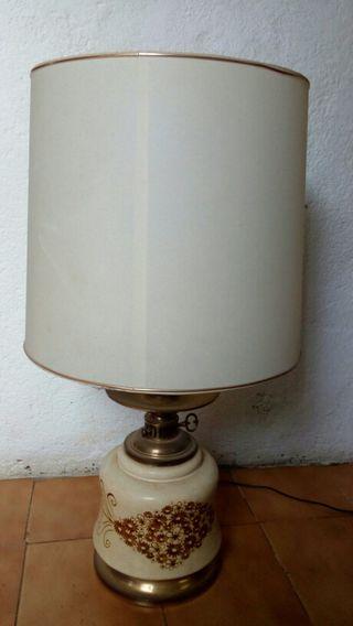 lampara de mesa grande