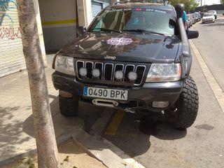 Jeep Grand Cherokee 2001 vendo o cambio tarragona