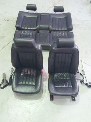 asientos de cuero de AUDI A8 D2