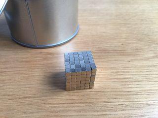 Puzzle imanes