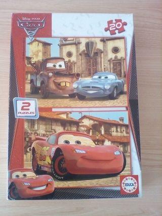 Puzzle Cars 2