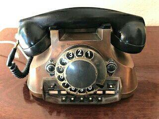 Telefono de cobre centralita Bell