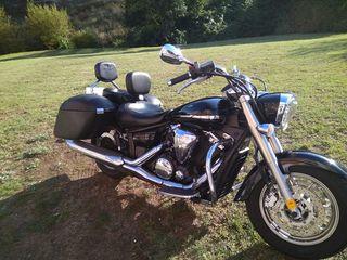 Moto Yamaha Midnight Star 1300 70 CV