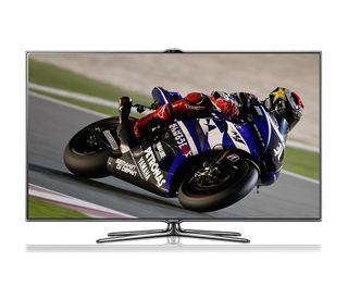 "Televisor Samsung UE55ES7000 55"" FullHD LED 3D"