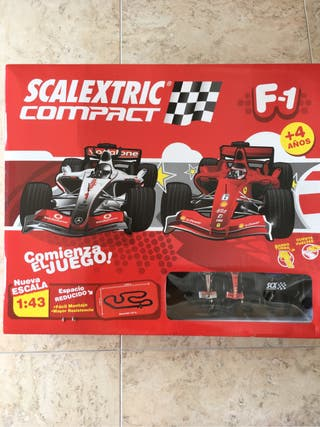 Scalextric compact F1