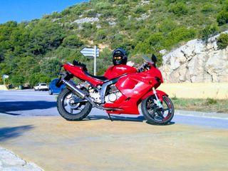 Moto Hyosung GT 125 R