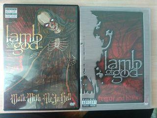 Lamb of god dvd