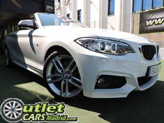 BMW Serie 2 220d Cabrio 140 kW (190 CV)