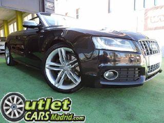 Audi S5 Cabrio 3.0 TFSI Quattro S Tronic 245 kW (333 CV)