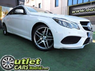 Mercedes-Benz Clase E E 350 BlueTEC Coupe 185 kW (252 CV)