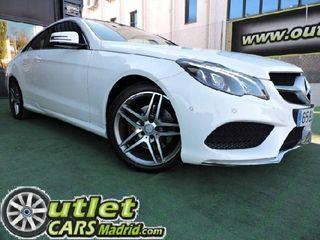 Mercedes-Benz Clase E E 350 BlueTEC Coupe 185 kW (252 CV)