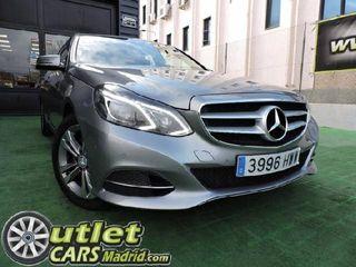 Mercedes-Benz Clase E E 220 CDI 125 kW (170 CV)