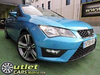 SEAT Leon SC 2.0 TDI StANDSp FR 135 kW (184 CV)