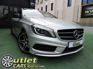 Mercedes Clase A220CDI BlueEF DCT AMGLine 125kW
