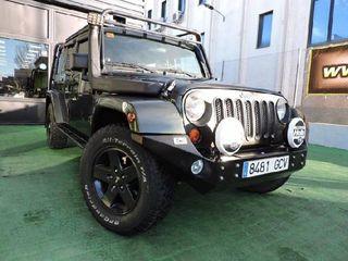 Jeep Wrangler 2.8 CRD Sahara Auto 130 kW (177 CV)