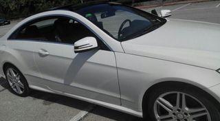 mercedes-benz E Coupe AMG 250 CDI