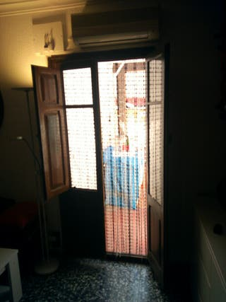 ventana puerta madera rústica mobila