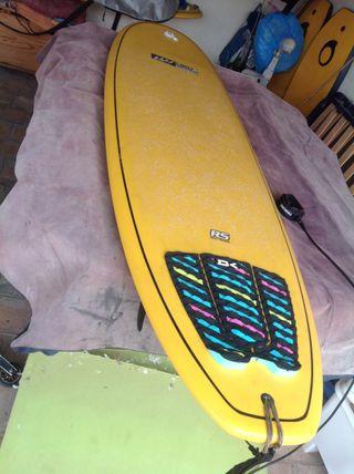 Tabla de surf, epoxi 7,6
