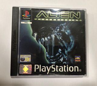 Alien Resurrecion (PsOne)