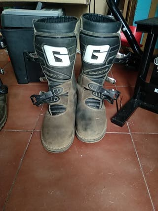 botas gaerne motocros trial enduro