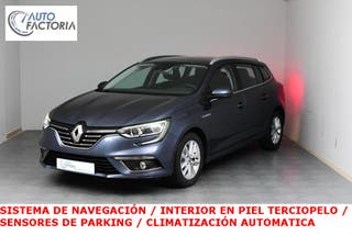 RENAULT MEGANE SP. TOURER INTENS 130CV