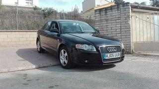 Audi A4 2005 Ingles