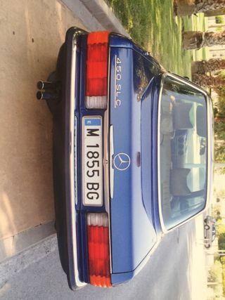 Mercedes- benz 450 SLC