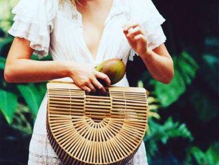 Bolso bambu